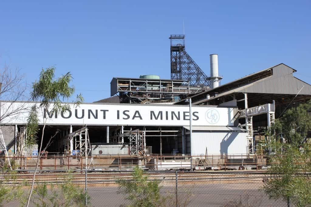 The Mount Isa Mines