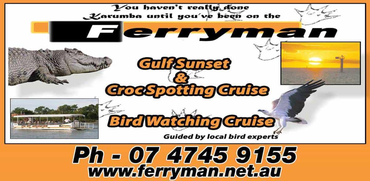 The Ferryman Advertisement
