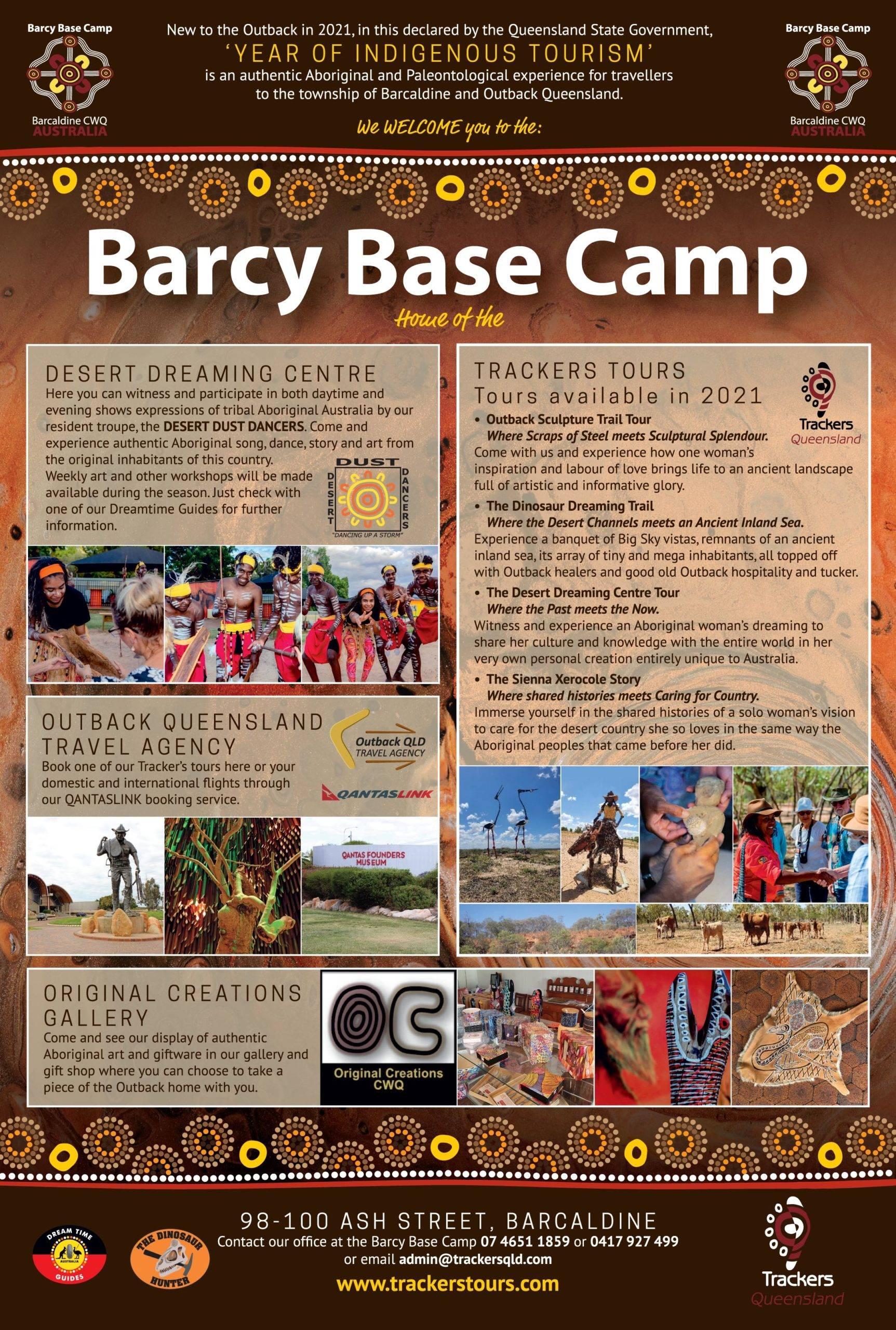 Barcy Base Camp