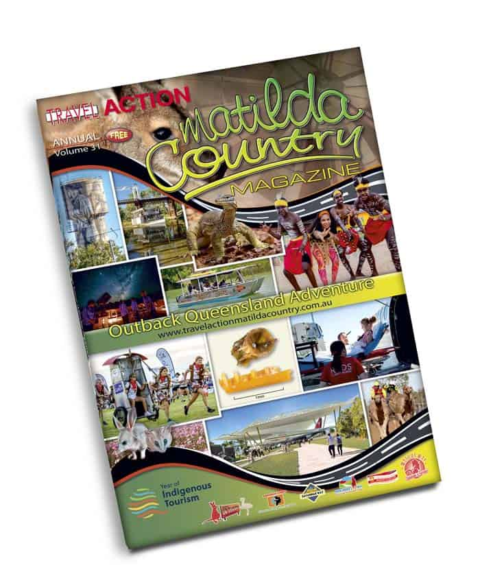 Matilda Country Magazine 2020 Cover image