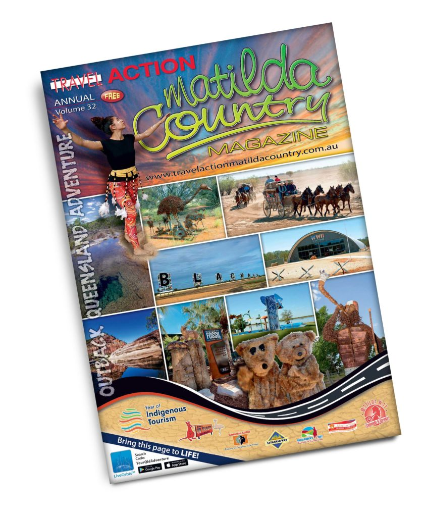 Matilda Country Magazine front cover image