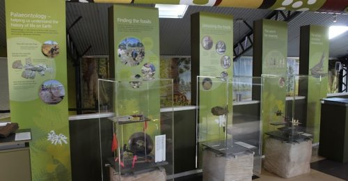 ISISFORD MUSEUM DISPLAY